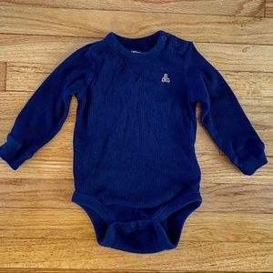 Baby gap thermal onesie 12-18M